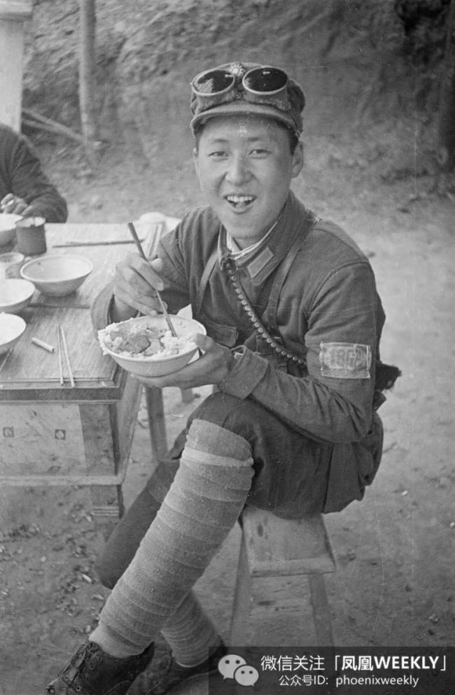 中国抗战军人为什么吃不饱?