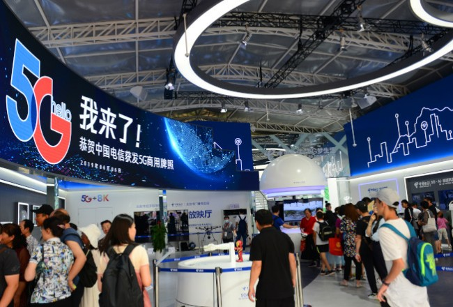 中国5G向中东欧力攻