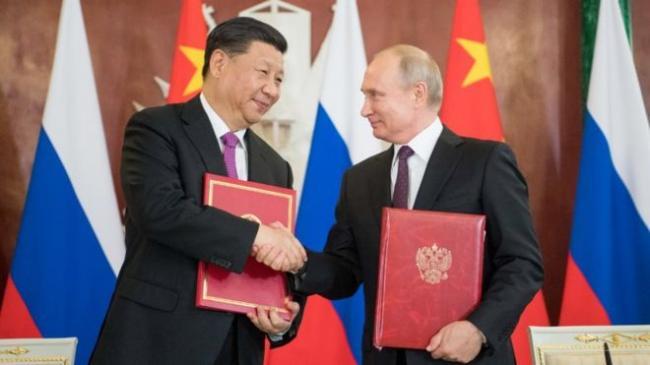 """美国公布""""新北极战略"""" 抗衡俄中扩张威胁"""