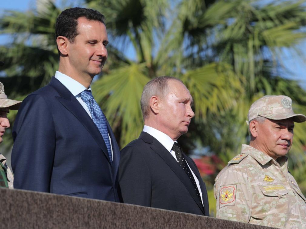 叙利亚议会同意向俄罗斯企业出租塔尔图斯港49年