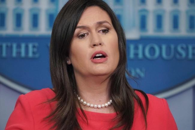 白宫发言人桑德斯将辞职 川普再失一位忠实拥护者