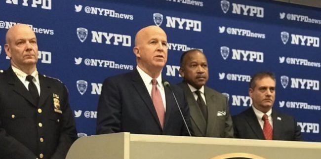 10天3名警员自杀 纽约市警心理健康成疑