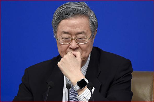 周小川暗示:贸易战升级人民币或大跌