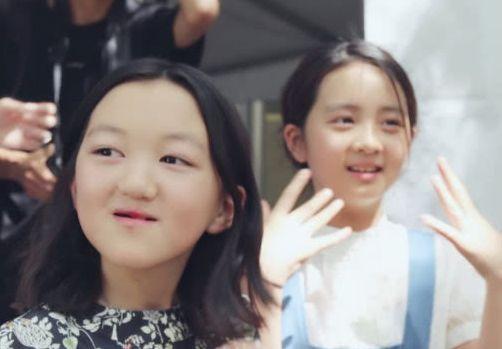 王菲13岁兔唇女儿整容3次变这样 别再说丑了