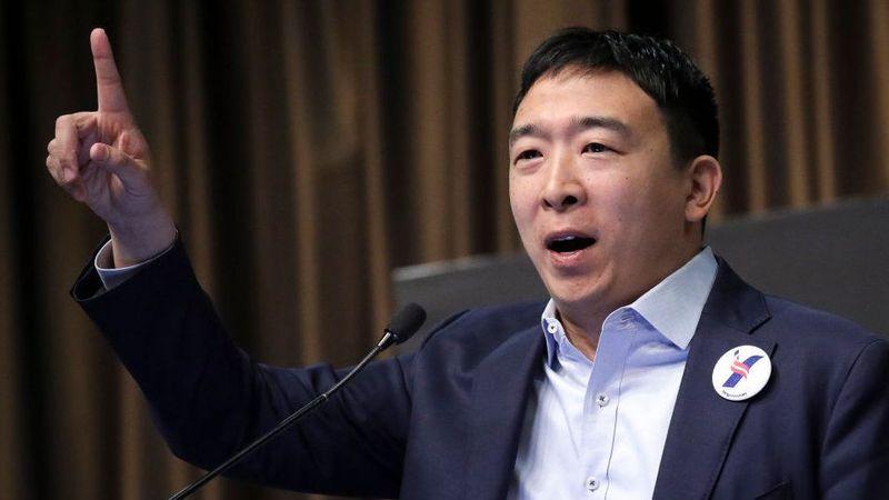 """杨安泽:首位美籍华裔总统是""""痴人说梦"""""""
