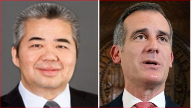 FBI调查洛杉矶市高层贪腐 扯出华裔副市长