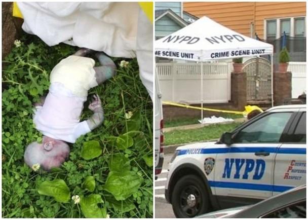 公园惊现恐怖死婴 警方4小时后才发现真相