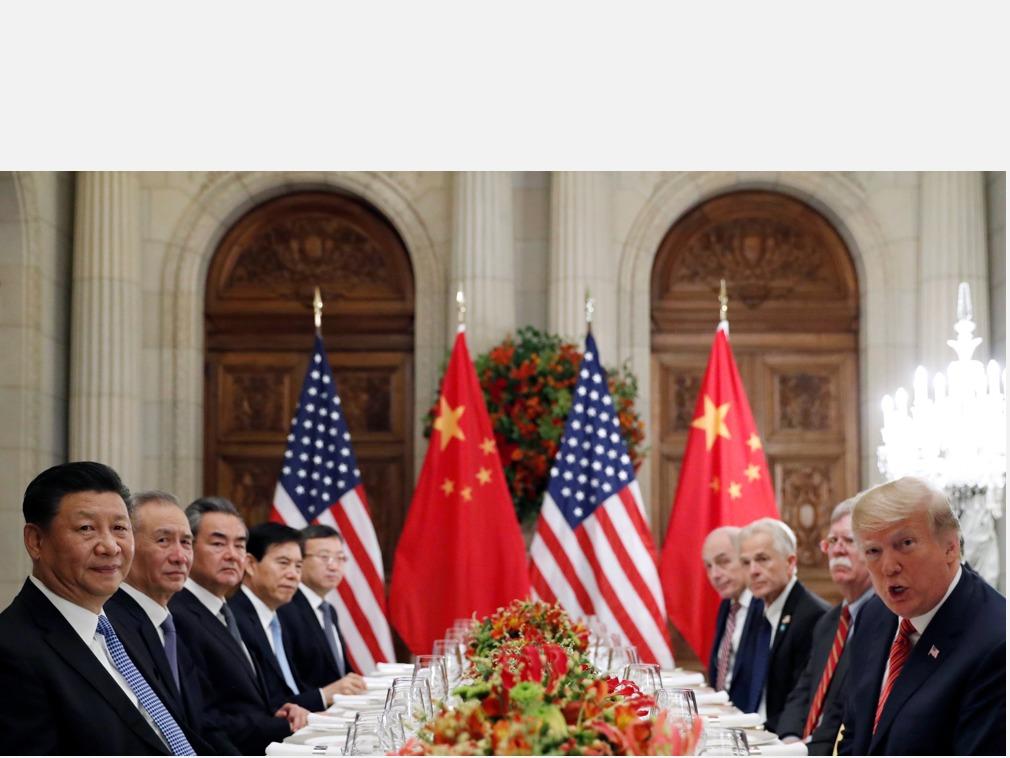 """中美大势""""斗而不破"""" 台湾应如何自处"""