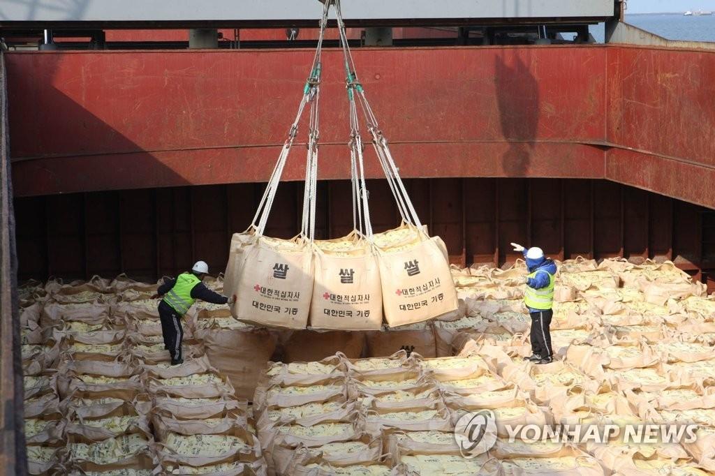 """èμ""""料图片:2010å1′,在群山æ¸ˉ,åˉ1朝æ′助大ç±3在韩国装èˆ1。韩联社"""