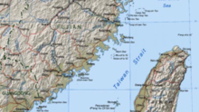 特鲁多再现雄风, 加拿大军舰穿越台湾海峡