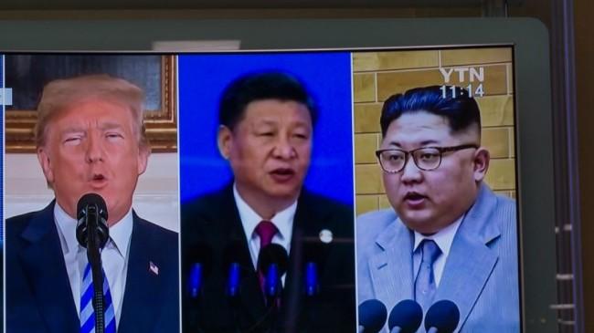 """专家:习近平打""""朝鲜牌"""" 犯了严重错误"""