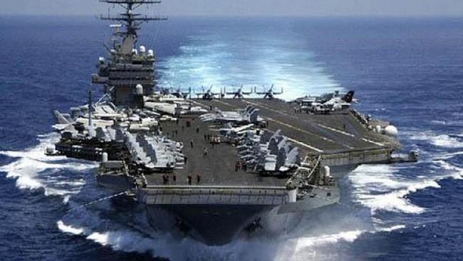 为监踪中国航母,美军机绕台行或成常态