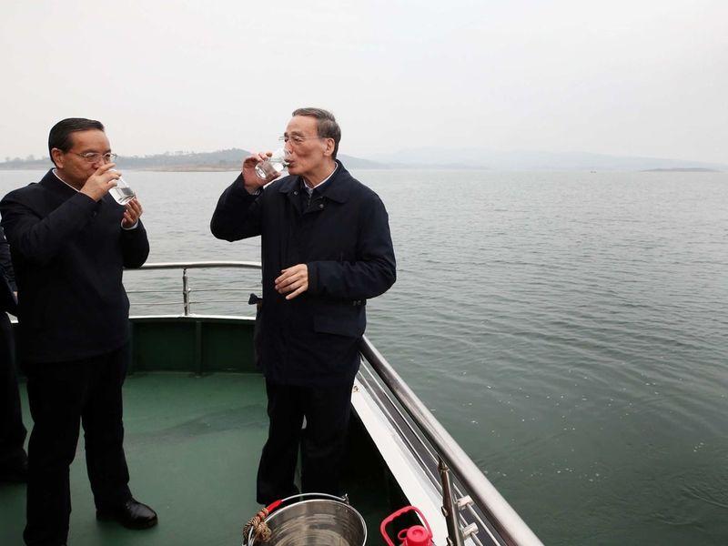 王岐山的政治角色迷思:特殊的中国外交第三人