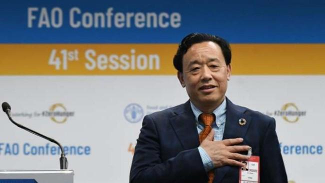 中国在联合国又下一城,担任粮农组织总干事