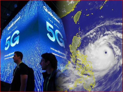 "5G影響""天氣預報""的說法不靠譜"