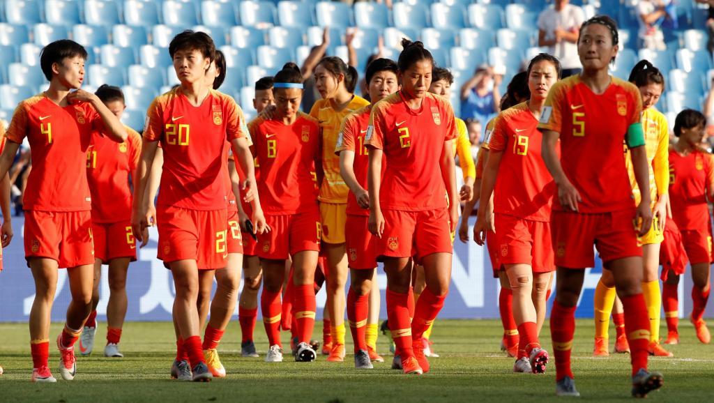 女足世界杯 中日被淘汰 意大利荷兰进八强