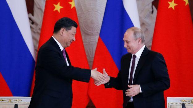 中俄这一举动 令美国在贸易战中失去一张王牌