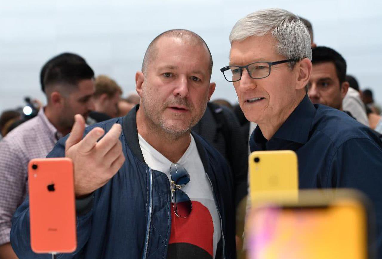 苹果灵魂离职创业,市值秒跌90亿美元