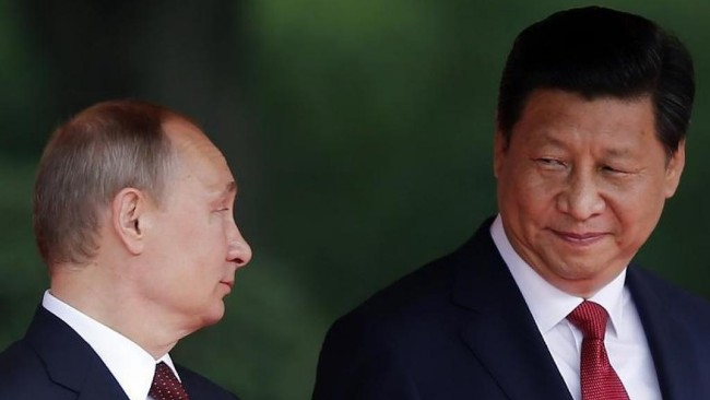 俄罗斯控制北极航道,帮助中国 斗华盛顿