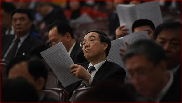 """三高官炒股获利上亿 中纪委鼓励炒股""""暗无天日"""""""