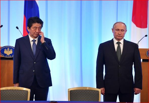 日俄领土谈判告吹 普京不让步收获民心