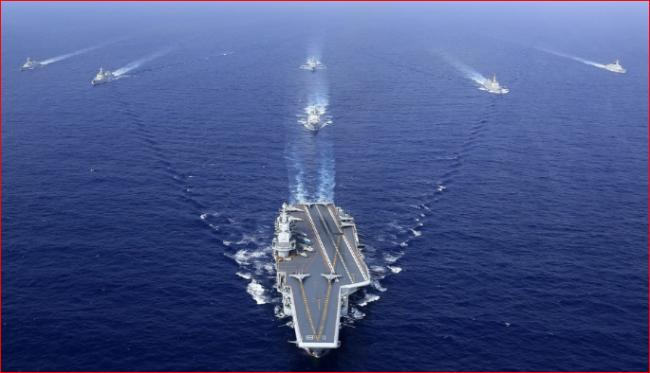 辽宁舰创新纪录 中船重工揭中国航母关键突破