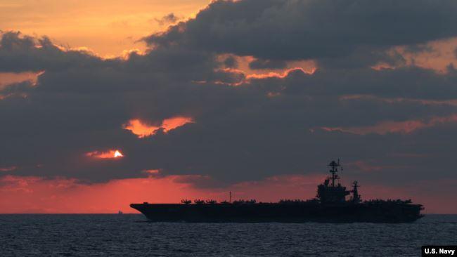 美军高官:中俄正加快步伐全域挑战美军优势