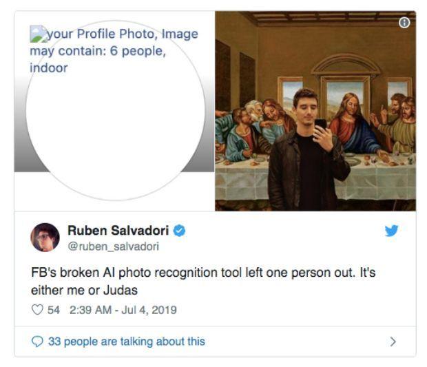 FB崩溃11小时,暴露了科技巨头用AI为你打的标签