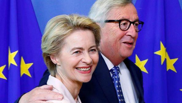 冯德莱恩有望当选欧盟主席,对中国有戒心