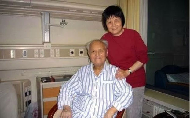 中共元老李锐妻子:我不想起诉李南央