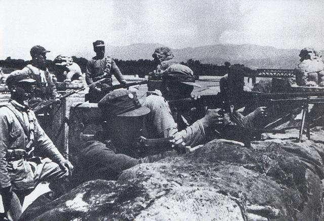 """""""七七事变""""奋起抵抗的二十九军是支怎样的部队"""