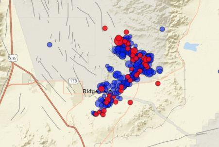 加州地震:美科学家发现预测大地震的新方法