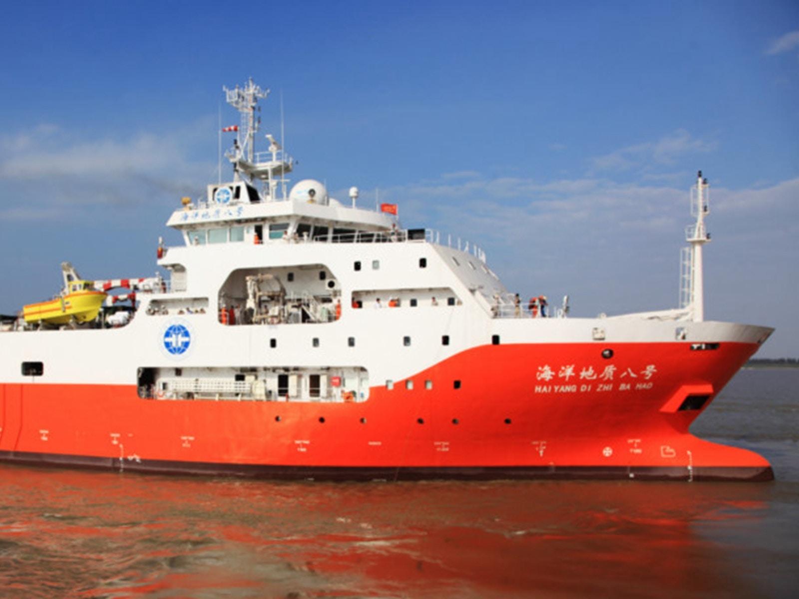 北京南沙油气勘探遭阻 中越再爆激烈对峙