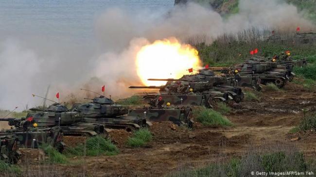美批准20亿对台军售 北京对美企进行制裁