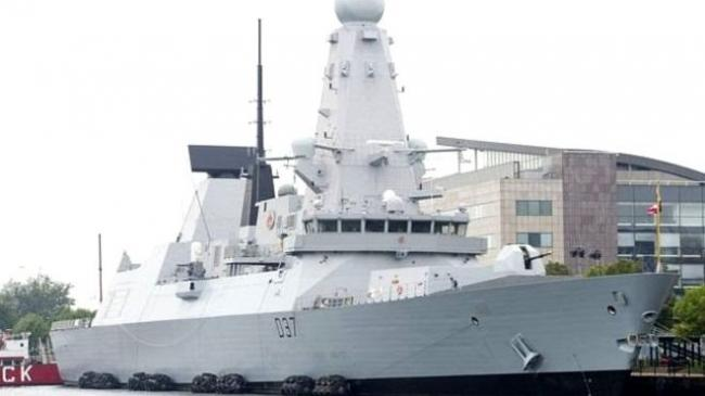 英国硬了! 派遣第二艘军舰赴海湾震慑伊朗