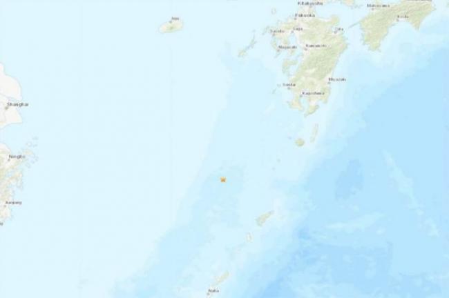 快讯:日本�_绳岛北方发生6.1级强震