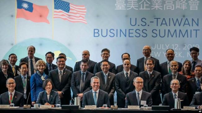 北京称制裁对台军售美企 美国会要员:愚蠢