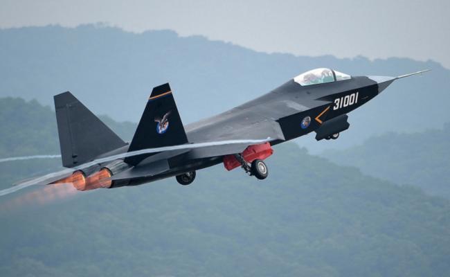 中国歼31隐身机传来最权威消息