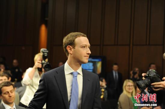 """""""脸书""""太没规矩,或被重罚50亿美元"""