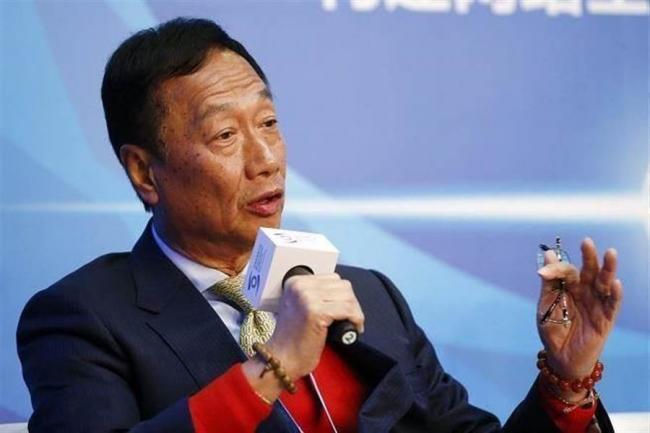 郭台铭取消初选民调公布后记者会 改发新闻稿