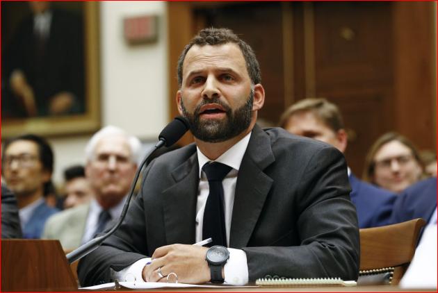 美四大科技巨头在国会听证会上遭抨击