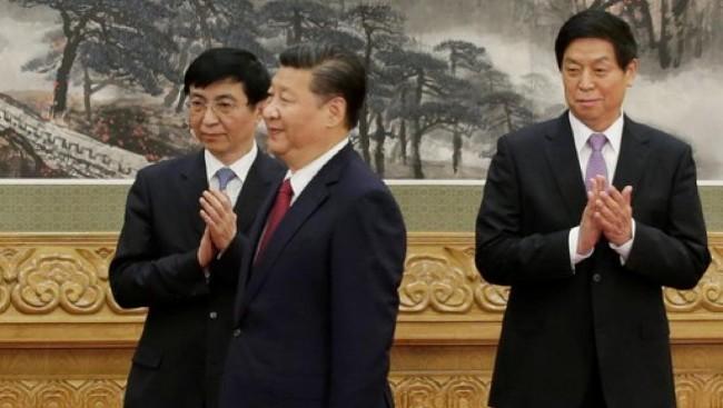 陪同习近平现身中国大使会议 王沪宁权力扩张