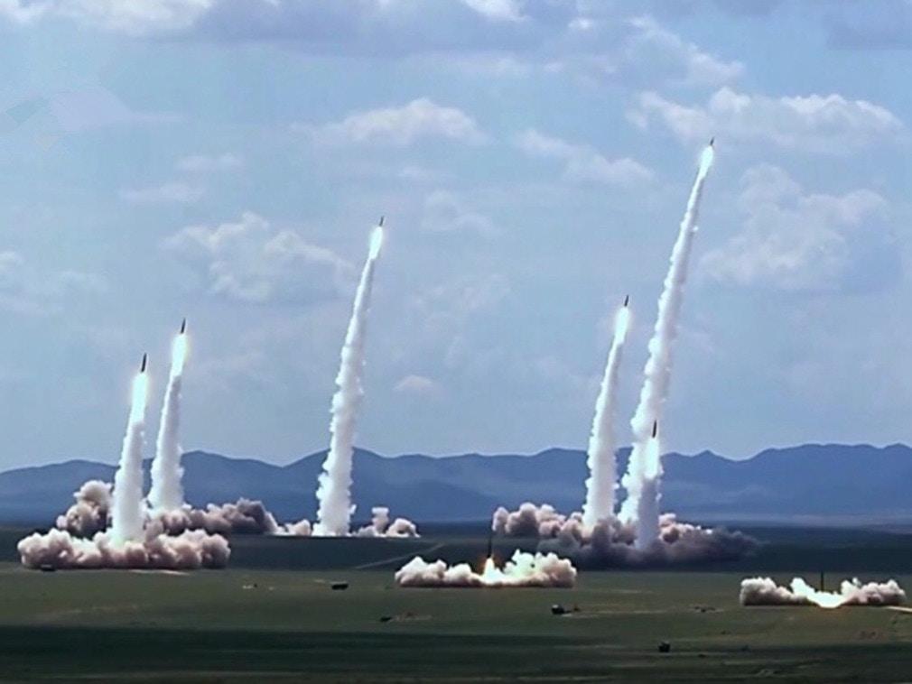 美高层确认中国发射导弹细节 南海不见美舰踪影