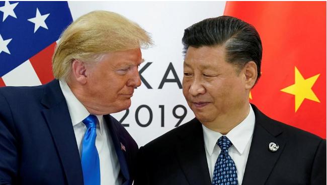 诡异的胶着 中美贸易战习近平有再次误判的危险
