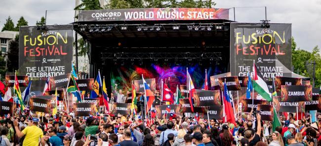 7月20-26日 这个周末10万人上街庆祝多元文化
