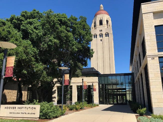 美斯坦福大学胡佛研究所向公众开放《李锐日记》