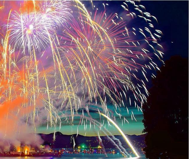 7月27日-8月2日 温哥华烟花节本周绽放 照亮夏之夜