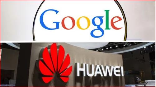 谷歌被揭与华为关系非同一般