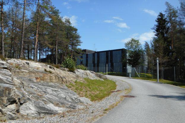 挪威,哈登监狱