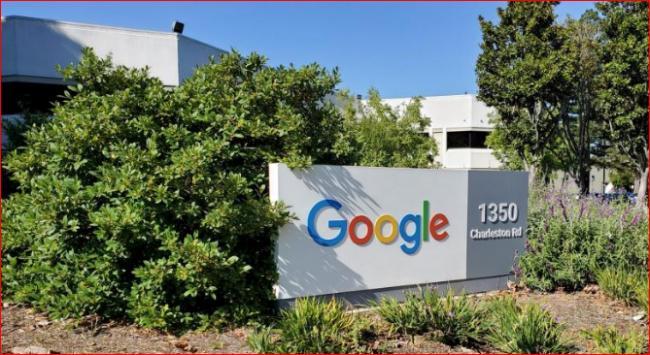 """川普指责谷歌的行为""""非常不合法"""""""